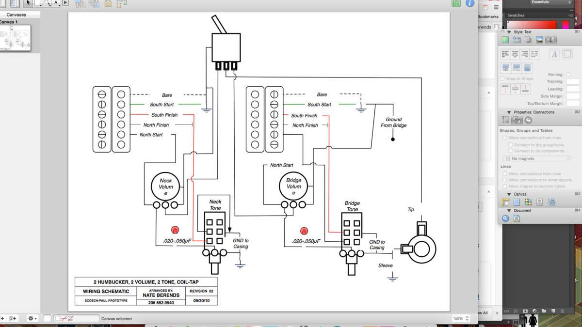 Wiring Diagram Coil Tap Wiring Diagram Push Pull Pot Coil Tap Wiring